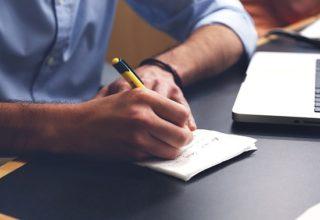 rédigez votre projet