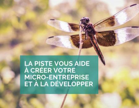 La Piste vous aide à créer votre micro-entreprise et à la développer4